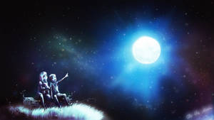 To the Moon by Ioruko