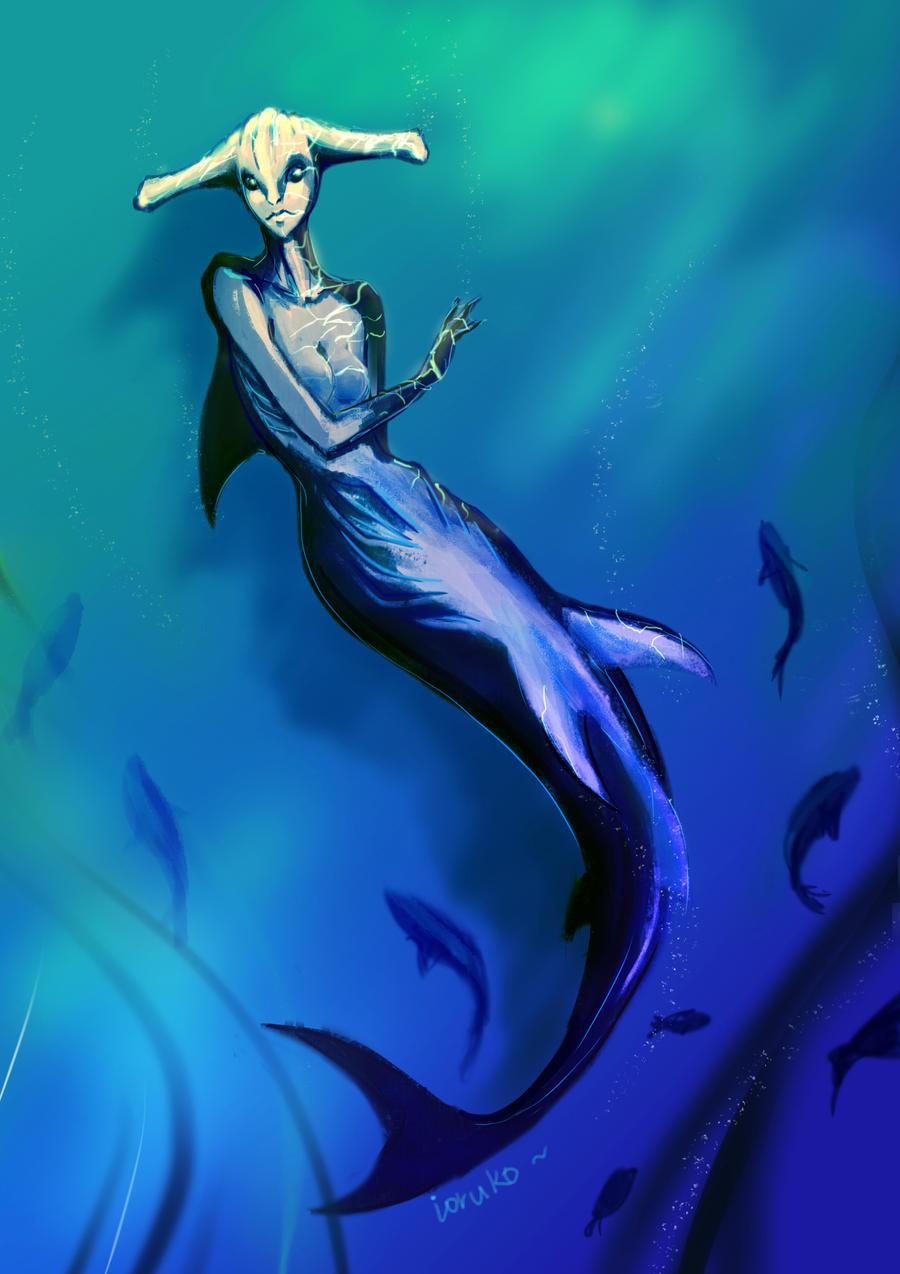 Anime Merman Pictures to Pin on Pinterest - TattoosKid