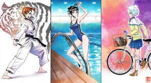 Gate girls part 2 by Ioruko