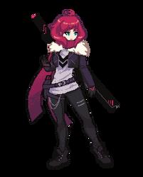 Alysa redesign by Ioruko