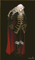 Alucard sprite