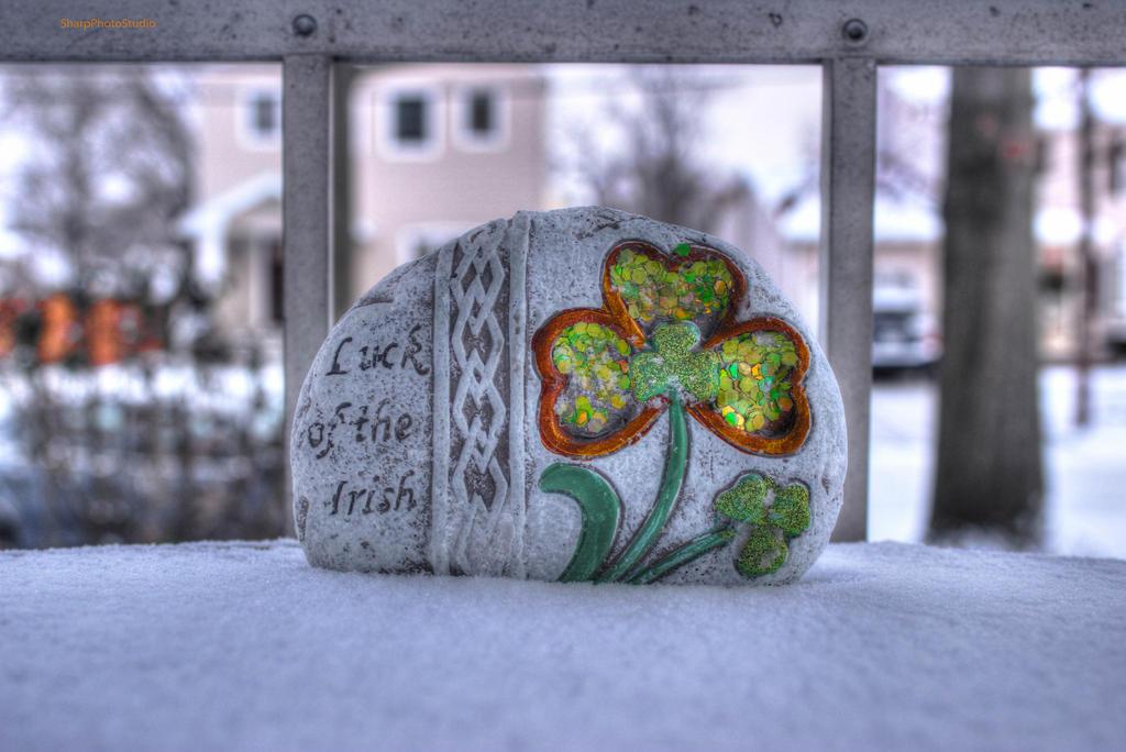 Day 6: Luck of the Irish by SharpPhotoStudio