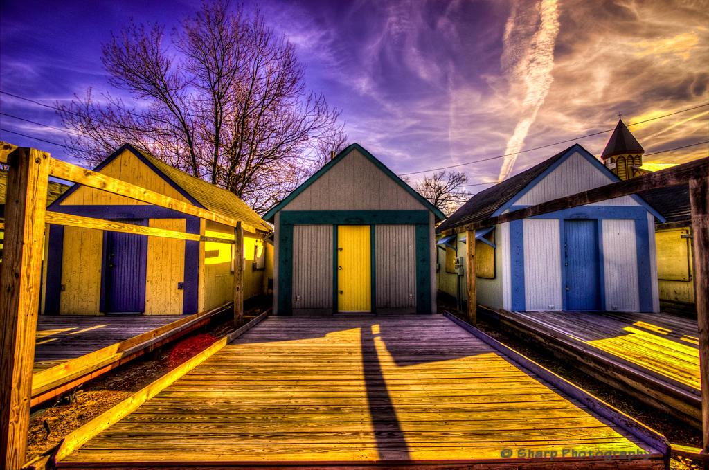 Summer Home Blues by SharpPhotoStudio