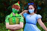 In Neverland We Wear Masks