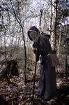 Raistlin Cosplay: The Hermit by curiousMigo