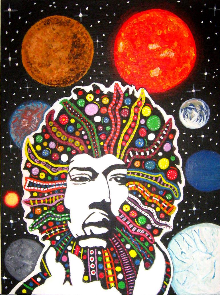 Jimi hendrix by indecentyouth on deviantart - Jimi hendrix wallpaper psychedelic ...