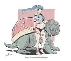 OC Turtle Pirate #2