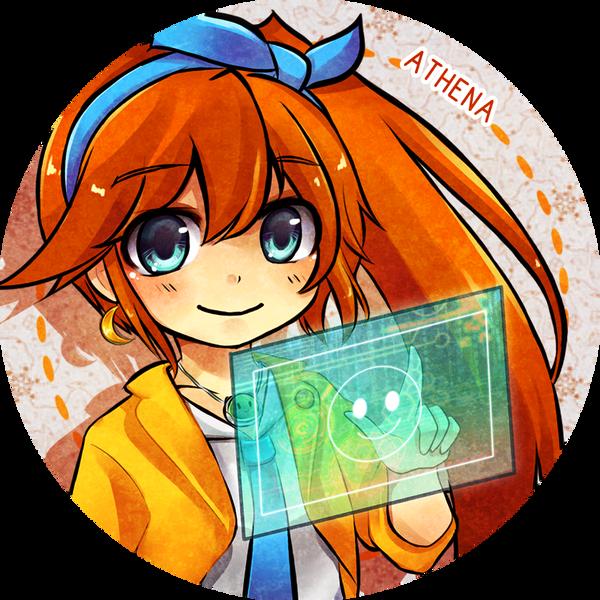 Ace attorney - athena by mushomusho