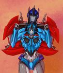 Nyxa and Optimus