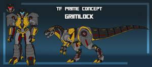 TFP Grimlock- Flat Ref