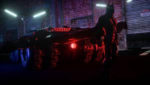 Batfleck is coming