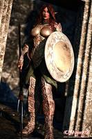 Elven Warrior by Hubby72