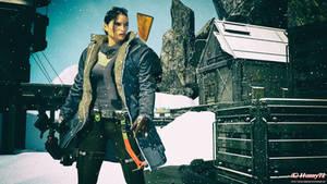 Lara - Snowy Encampment