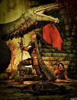 Fia - Snakepit II by Hubby72