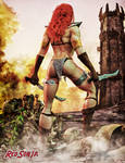 Red Sonja - The Tower
