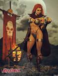 Red Sonja - The Skull