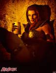 Red Sonja - Tavern 01