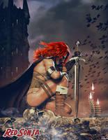 RedSonja - In Strength We Trust