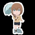 [BSD] Airi Chibi Pixel by Sanetsumi