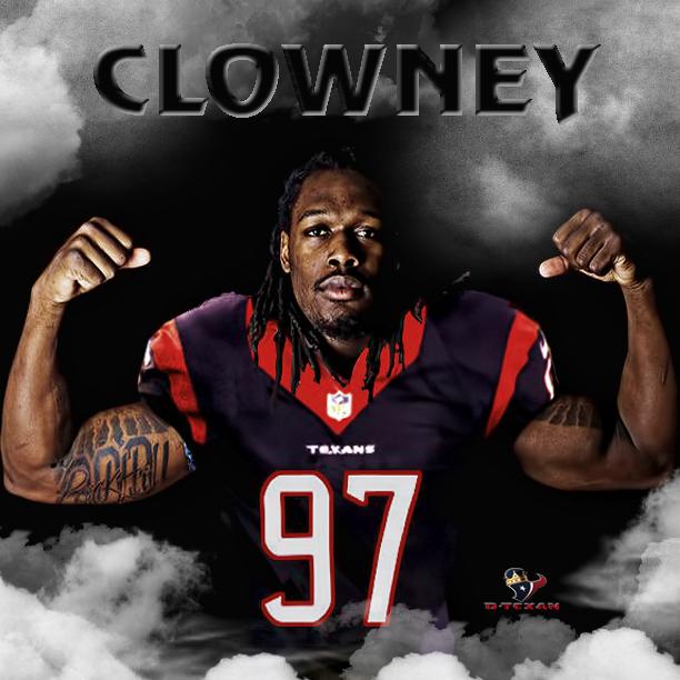 clowney jersey
