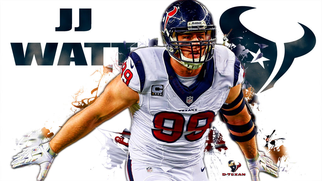 jj watt by dtexanz on deviantart