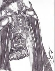 Vampire Hunter D by Darkness-AJA