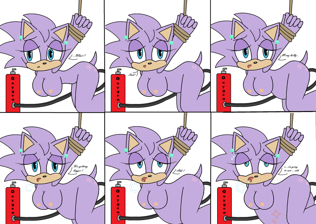 Comic: Lavender's Inflation by PIZZA-FACE1312