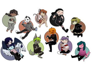 A Bunch Of Kids