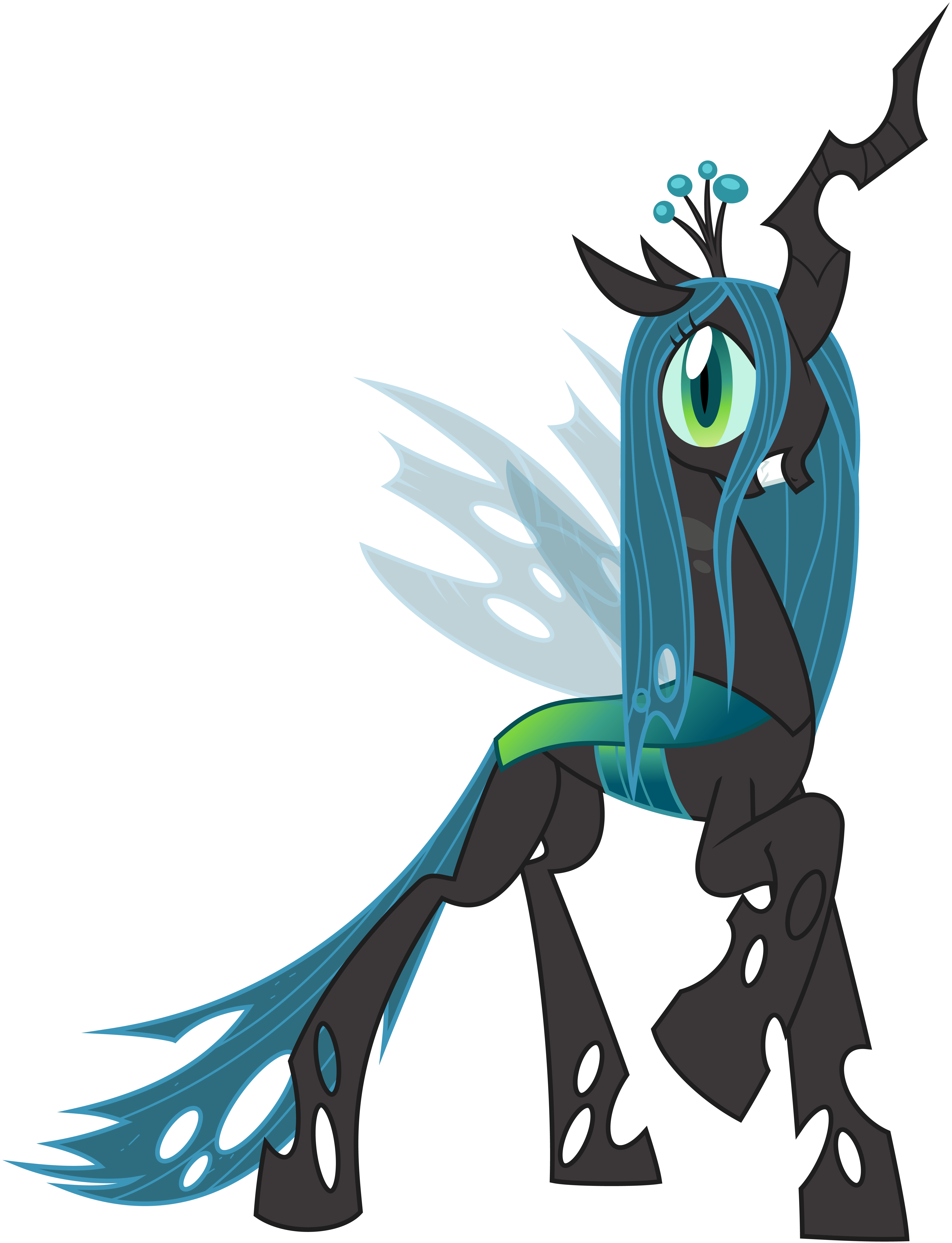 queen chrysalis hipster - photo #7