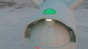 Enterprise Rear Light Structure