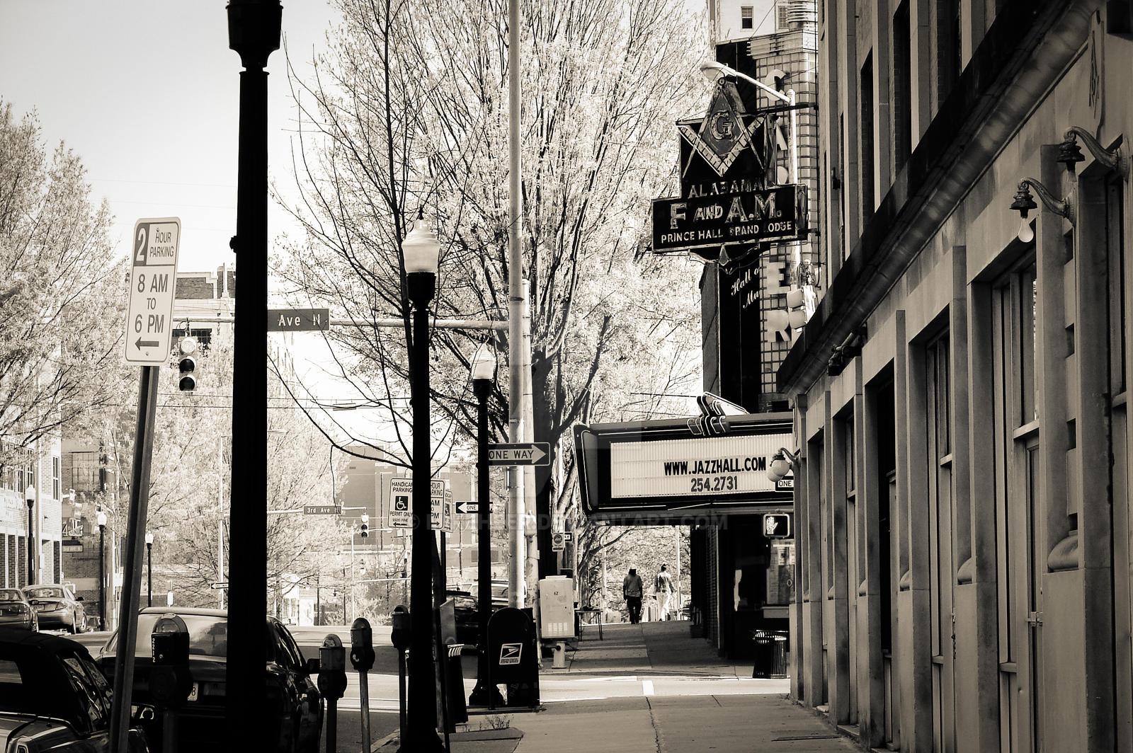 Birmingham by mikeheer