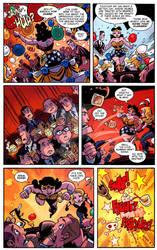 New Frontier Wonder Woman pg5 by jbone1973
