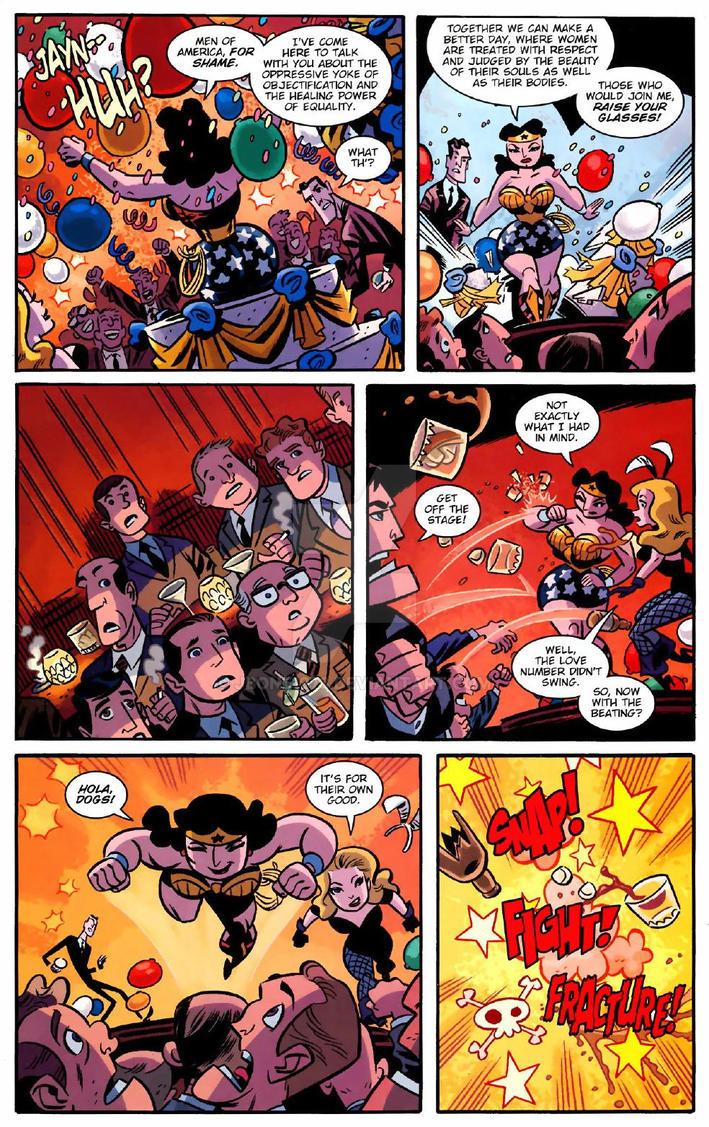 New Frontier Wonder Woman pg5 by jbone1973 on DeviantArt