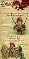 Dragon Age meme - spoilers