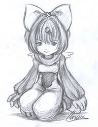 Little Eiko by AniHime