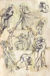 Dance Sketch #2