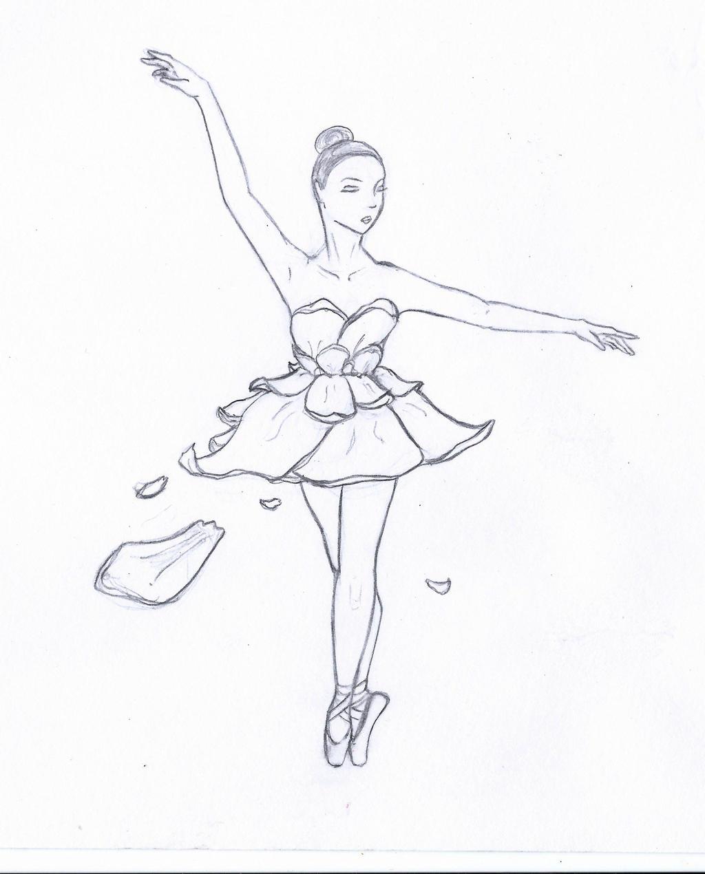 Desenho barbie bailarina - Desenhos para colorir - IMAGIXS
