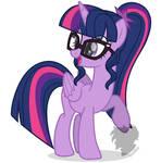 MLP   Human Twilight Pony