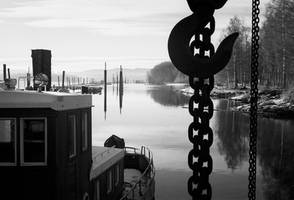 - At the docks XIV - by TomFindahl