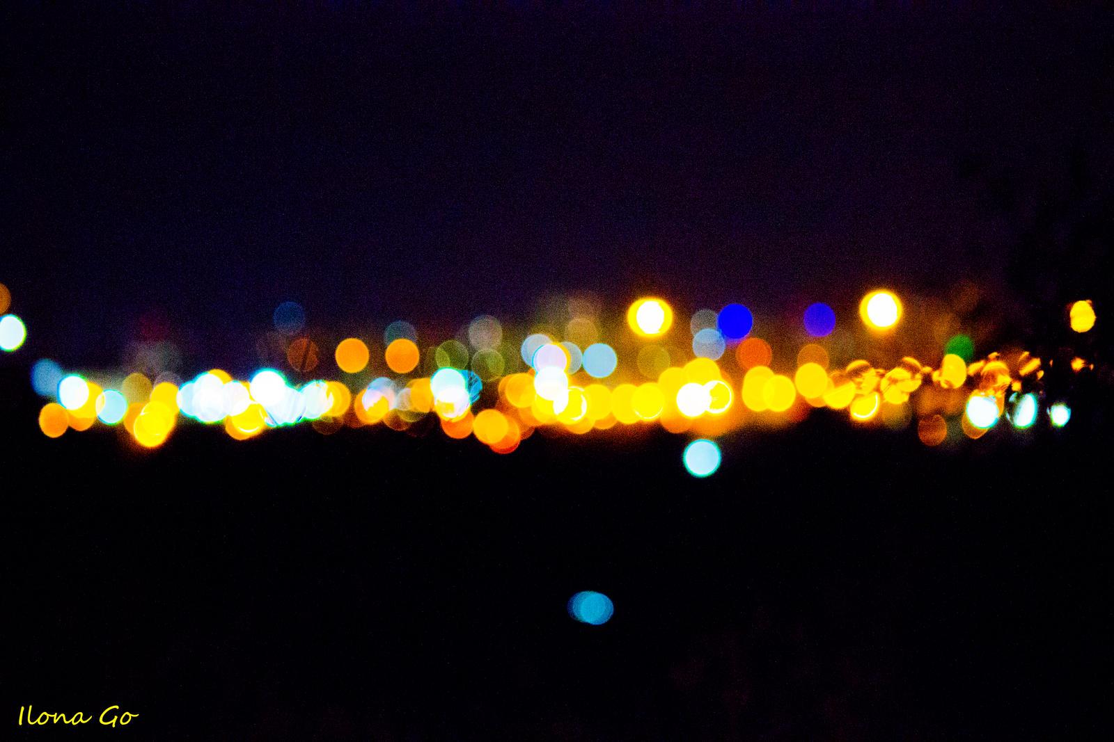 bokeh city lights photo - photo #27