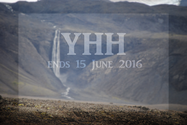 YHH (closes 15 June) by mag--studios