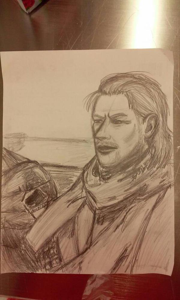 Shalashaska sketch by Ringside101