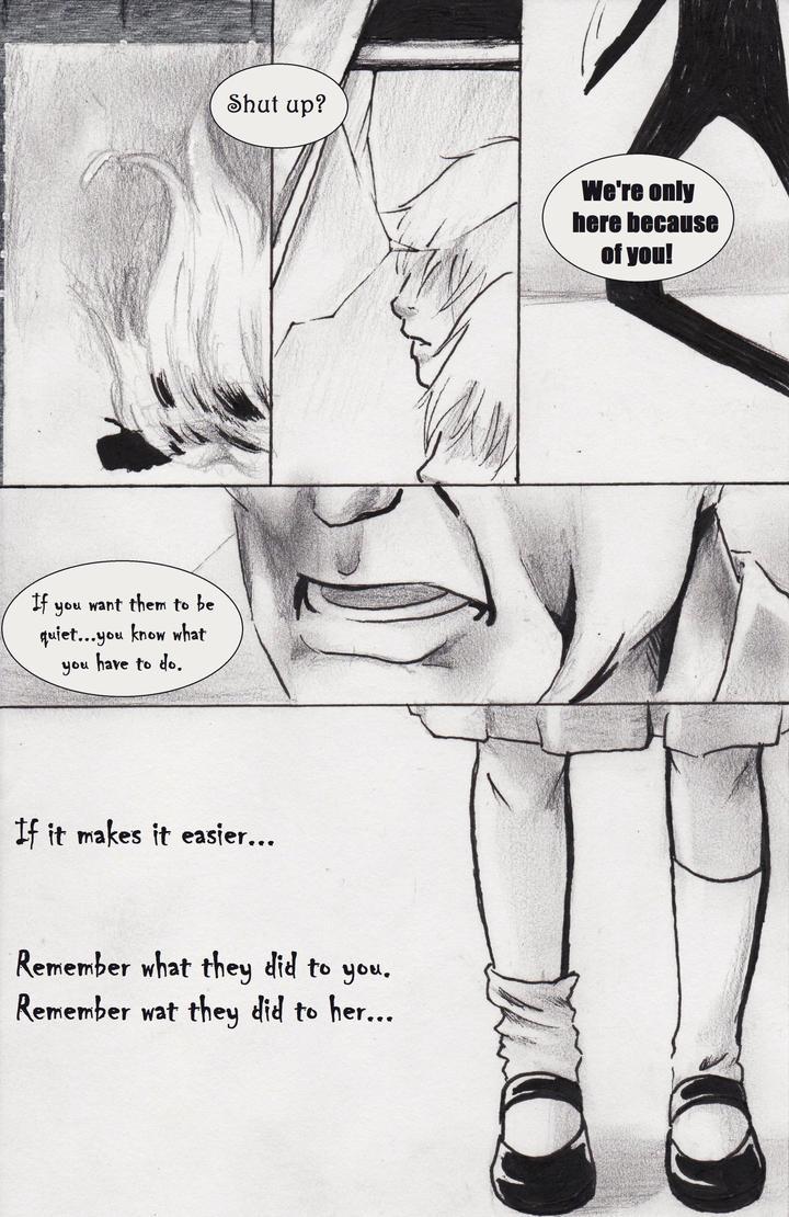 Quiet page 3 by VictoriaMelissa