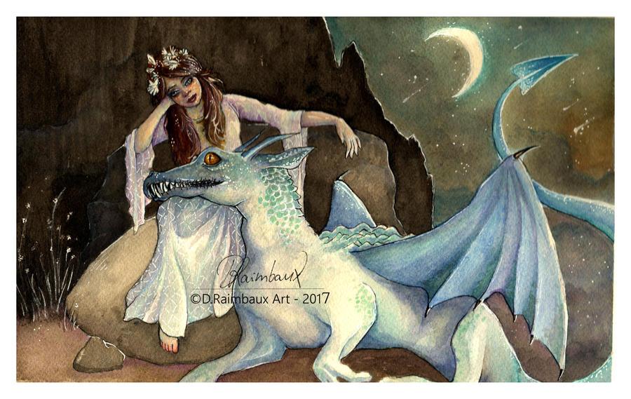 Dragons by InnMemoriam
