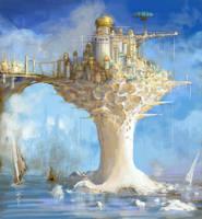 city by Slimdimanus