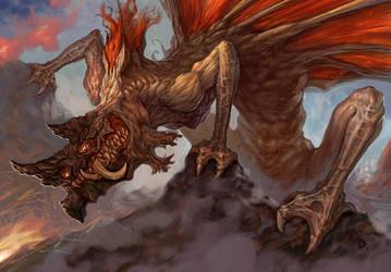 Drago by Slimdimanus