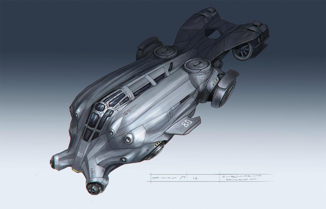 submarin by Slimdimanus