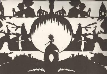 Howls Moving Castle by Katamarigoround