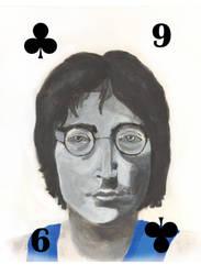 Lennon 9 Card by Katamarigoround