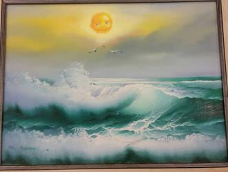 here comes the sun by Katamarigoround